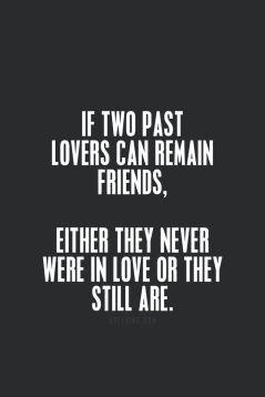 past love